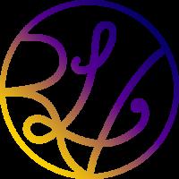 Rhapsody Valentine Art Logo